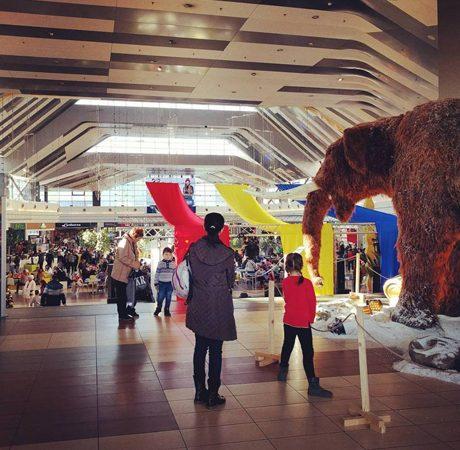 """Изложбата """"Ледена епоха"""" гостува на Sun Plaza Mall – Букурещ"""