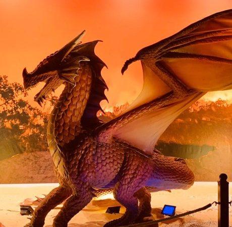 """Изложбата """"Игра на дракони"""" за първи път в Саудитска Арабия!"""
