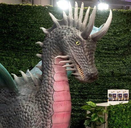 Драконът ни освети тазгодишното BEGE Expo!